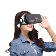 VR BOX III Owl Virtual Reality 3D Headset VR Box Video Glasses for iPhone, Samsung, Huawei, Xiaomi, 4.5 inch - 5.5 inch Android and iOS and Windows Smartphone - intl