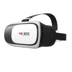 VR Box Virtual Reality 3D Suitable for Glasses For Smartphone & Ios / VR Box 2 -  Putih