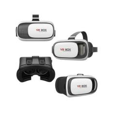 Dimana Beli Vr Box Vr02 Virtual Reality 3D Glasses With Bluetooth Gamepad Remote Controller Original Product Scriptls