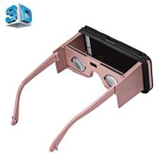 Beli Vr Case 2 Virtual Reality 3D Video Kacamata Dengan Fungsi Kasus Pelindung Untuk Iphone 6 Dan 6 S Emas Intl
