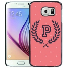 Vs Pink 3 Black Screen Cover Case Fit for Samsung Galaxy S6,Popular Cover - intl