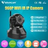 Review Vstarcam C37A Nirkabel Ip Kamera Inframerah P2P Wifi Kamera Cctv Pan Tilt Webcam Indoor Camera Hitam Atau Putih Intl Tiongkok