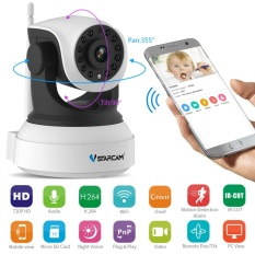 Toko Vstarcam Ip Kamera Wifi Wireless Home Security Kamera Surveillance Camera 720 P Baby Monitor Night Vision Kamera Cctv Intl Murah Di Tiongkok