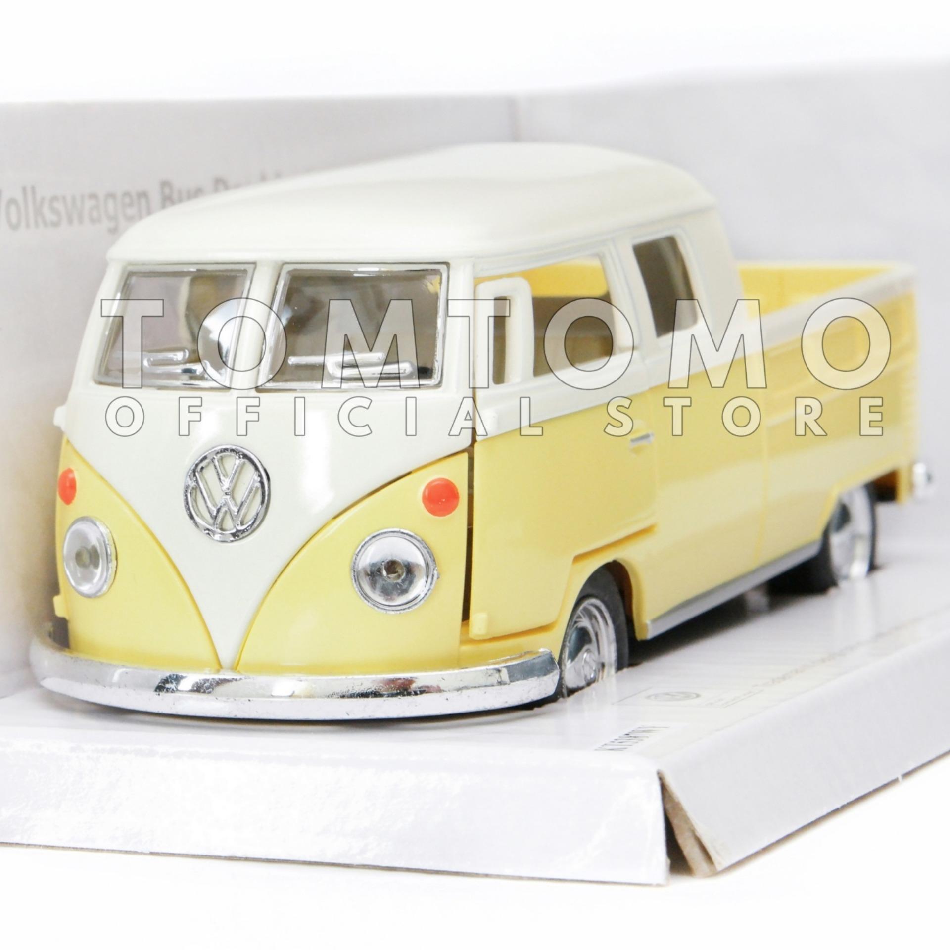 Diskon Vw Bus Kombi Pickup Pastel 63 Volkswagen Diecast Miniatur Mobil Mobilan Klasik Antik Kado Mainan Anak Cowok Laki Kinsmart Tomtomo Jawa Tengah