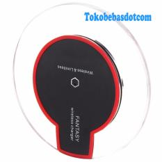 Promo Vztec Fantasy Wireless Qi Charger For Android Ios Hitam Jawa Barat