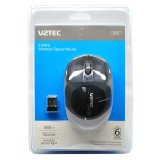 Beli Vztec Portable Wireless Optical Gaming Mouse 2 4Ghz Vz3101 Black Lengkap