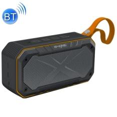 Toko W King S18 Outdoor Portable Waterproof Dustproof Dropproof Bluetooth 4 1 Stereo Sepeda Speaker Dengan Built In Mic Dan Lanyard Mendukung Hands Free Dan Aux In Dan Tf Card Dan Fm Dan Mp3 Jarak Bluetooth 10 M Kuning Intl Di Tiongkok