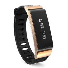 Harga W6 Smart Bluetooth 4 Gelang 86 Inci Oled Olahraga Kebugaran Gelang Ce Fcc Emas Intl Paling Murah