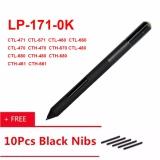 Beli Tablet Wacom Grafis Stylus Penggantian Lp 171 0K Spare Pen 10 Pcs Hitam Nib For Wacom Bamboo Ctl471 Ctl671 Cth 470 Cth 670 Ctl 480 Online Terpercaya