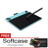 Beli Wacom Intuos Comic Cth490 Pen Tablet Mint Blue Gratis Softcase Antigores Cicilan