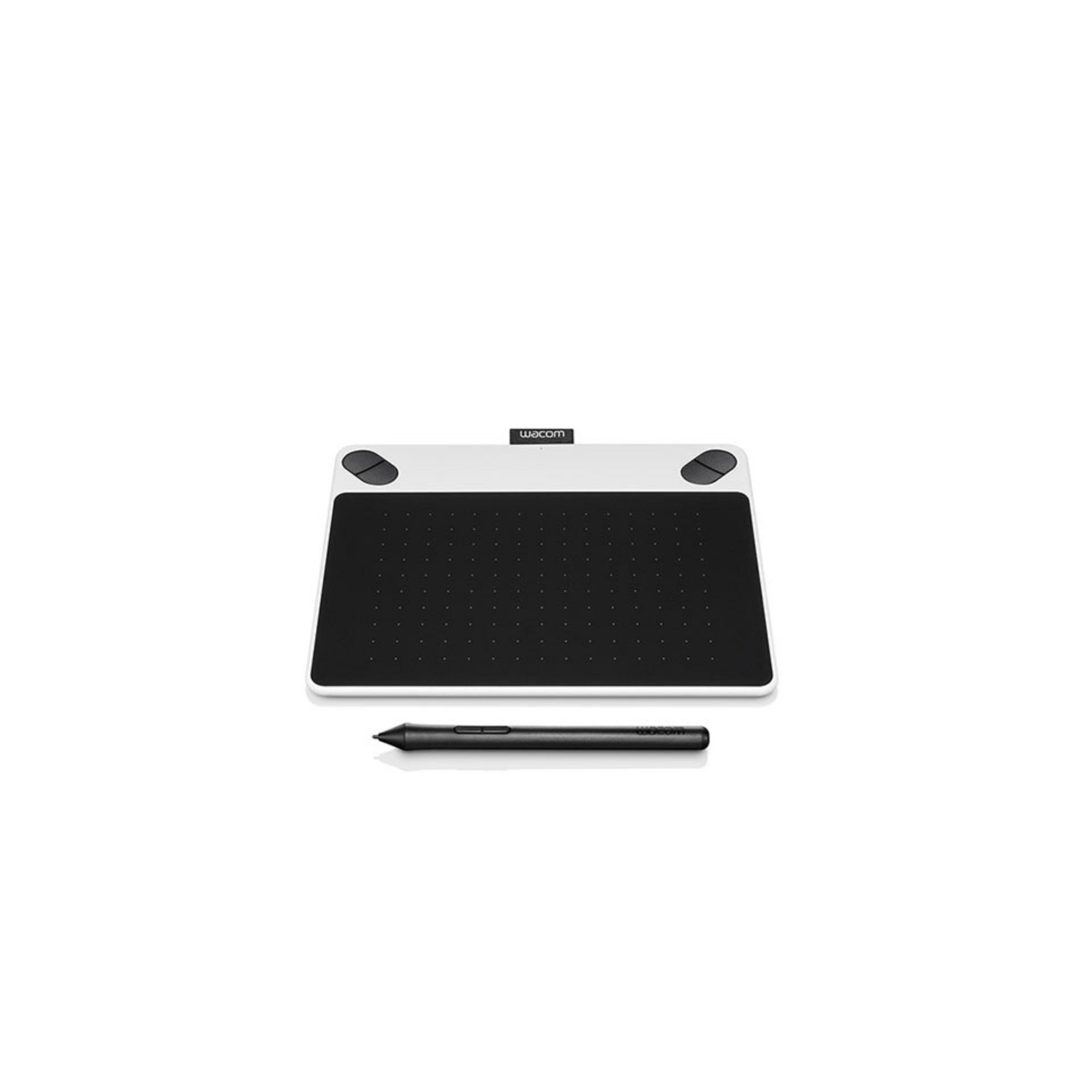 Wacom Intuos Draw CTL490 Pen Tablet White/ Blue