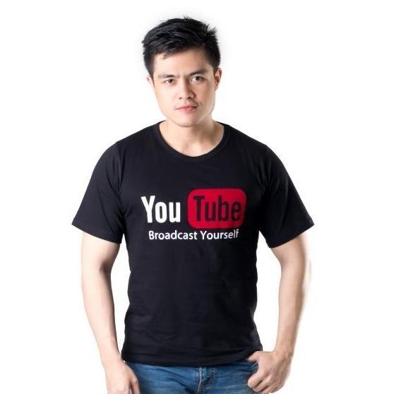 Harga Walexa Kaos Distro Youtube Kualitas Premium Branded