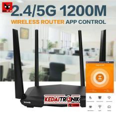 WALL KILLER! TENDA AC1200 Dual Band GIGABIT 3 IN 1 Router+REPEATER+AP