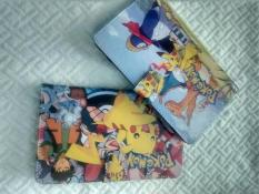 Wallet Pokemon Go Advan Tab T1R Cover Pokemom Go Advan Tab T1R