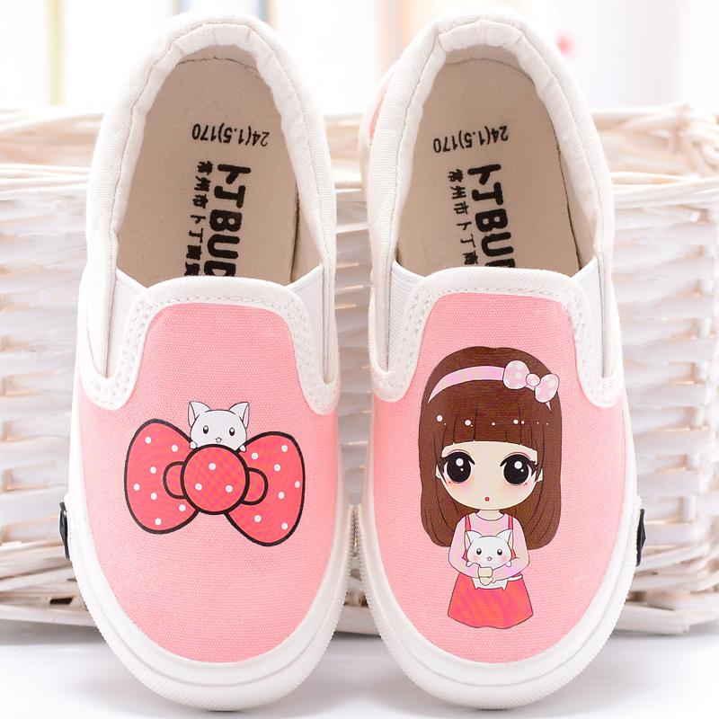 Diskon Wanita Set Kaki Sepatu Bayi Gadis Kanvas Sepatu Branded