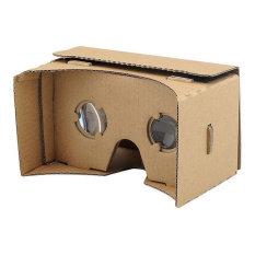 Jual Beli Wanky Cardboard Virtual Reality For Smartphone