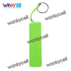 Spesifikasi Wanky Power Bank Rose 3000Mah Hijau Wanky