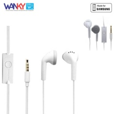 Wanky Stereo Headset For Samsung Galaxy - Putih