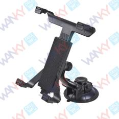 Jual Wanky Universal Car Holder For Samsung Tab Hitam Antik