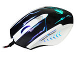 Jual Warwolf 7 Warnd Mengubah Cahaya 2400 Dpi Berkabel Usb 6 Kunci Permainan Game Mouse Optik For Pc Desktop Hitam Niceeshop Grosir