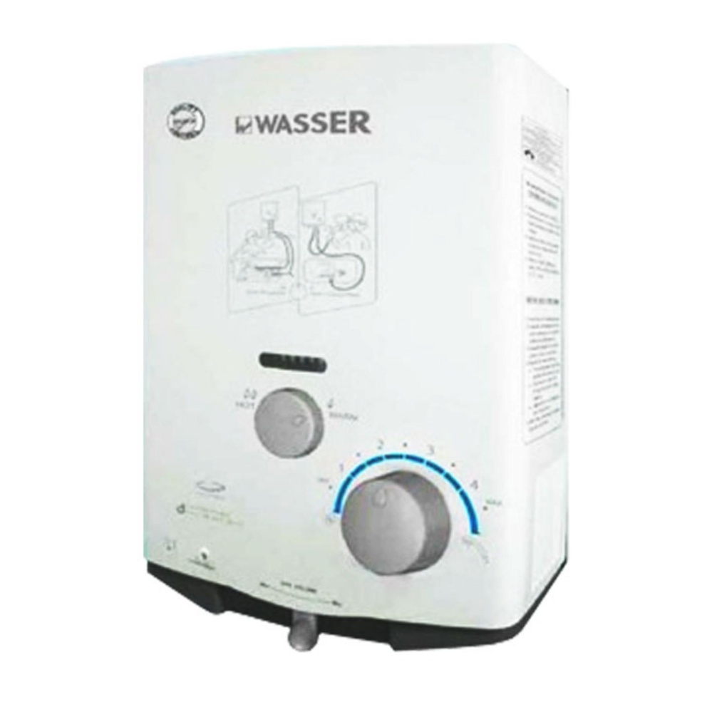 Review Toko Wasser Wh 506A Water Heater Gas Lpg Online