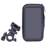 Spesifikasi Sepeda Tahan Air Sepeda Motor Phone Case Bag Handlebar Mount Pemegang Hitam Intl Lengkap Dengan Harga