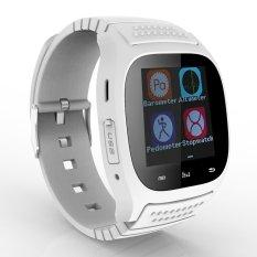 Bluetooth Telepon Pintar Tahan Air Jam Tangan Pasangan Untuk Ios Android Putih Oem Diskon 40