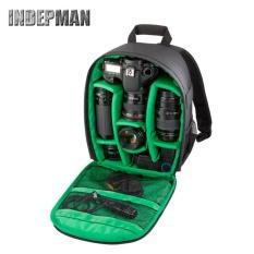 Harga Tahan Air Kamera Dslr Backpack Storage Bag Cover Pelindung Untuk Canon Nikon Internasional Asli