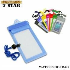 Waterproof Hp Bag Under Water / Sarung Handphone Anti Air 1Pcs