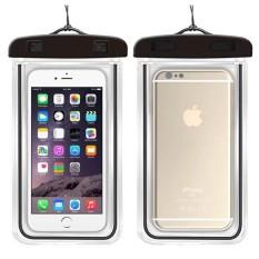 Tas Telepon Tahan Air untuk Alcatel Pixi 4 Soft Clear Pouch Case Sport Menyelam (Cocok untuk 6 Inches Di Bawah) -Intl
