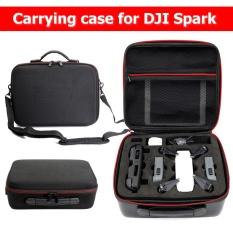 Harga Tahan Air Portable Hand Bag Carrying Case Hard Kotak Penyimpanan Untuk Dji Spark Drone Intl Original