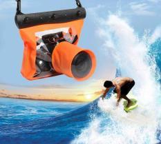 Toko Waterproof Underwater Case Perumahan Tas Untuk Universal Slr Dslr Camera Portable Intl Lengkap Tiongkok