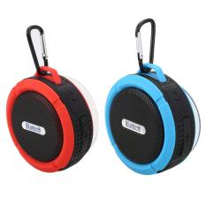 Model Tahan Air Nirkabel Bluetooth Mini Speaker Subwoofer Di Mobil Phonecall Handsfree Terbaru