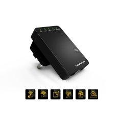 Beli Wavlink N300 Repeater Wifi Range Extender Access Point Wall Plug Versi Dengan 3Dbi Internal Antena Wps Perlindungan Intl Nyicil