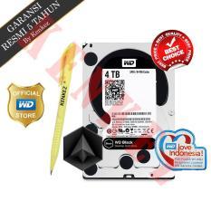 WD Black 4TB SATA Harddisk Internal PC 3.5