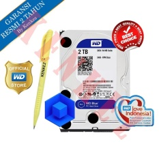 WD Blue 2TB SATA Harddisk Internal PC 3.5