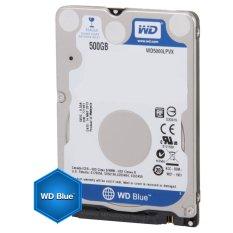 WD Caviar Blue HardDisk Internal Notebook 500GB 5400rpm
