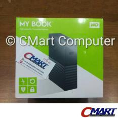 Harga Wd My Book 4Tb Mybook Hd Hdd Hardisk Harddisk External Eksternal 3 5 Merk Wd