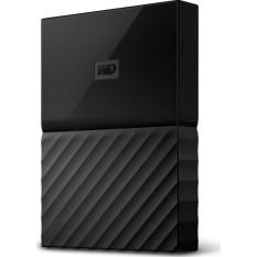 WD My Passport 1TB HDD Hardisk Harddisk External Eksternal WDBYNN0010B - BLACK