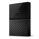 Jual Wd My Passport 2Tb New Design Hitam Baru
