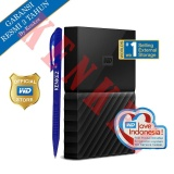 Beli Wd My Passport New Design 2Tb 2 5Inch Usb3 Hitam Pen Nyicil