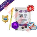 Jual Wd Purple 4Tb Sata Harddisk Cctv 3 5 Pen Satu Set