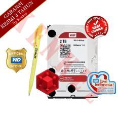 WD Red 2TB SATA Harddisk NAS 3.5