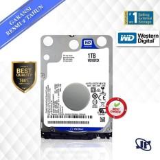 Western Digital WDC Blue Scorpio 1TB SATA3 64MB 5400 RPM 2.5 HDD/ Hardisk/ Harddisk Internal/ Hard Drive Notebook