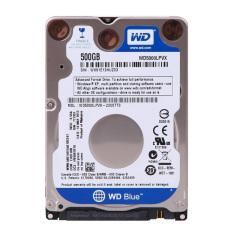 WD Scorpio 500GB Blue 2,5'' - HDD Notebook