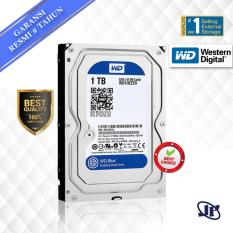 WDC 1 TB 64MB SATA 3 BLUE 7200 RPM