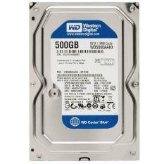 WDC Hardisk 500 GB Serial Ata 3.5