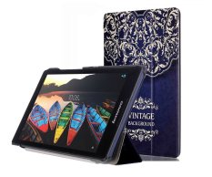 Kami & saya kasus kulit PU pintar dengan fungsi berdiri untuk Huawei Mediapad T2 7,0 Pro Shell (Alkitab) - International