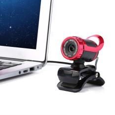 Kamera Web USB Kamera Komputer 12 Juta Piksel HD Kamera Photographcamera Suara Mikropon Tape Klip Laptop-Internasional
