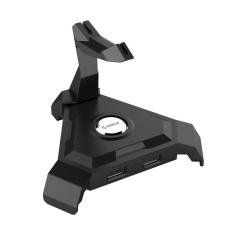 Wego LH4-U2 Manajemen Kabel Mouse 4 Port USB2.0 HUB (Tanpa Adaptor Daya)-Intl